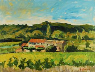 Boerderij bij Rousset-les-Vignes