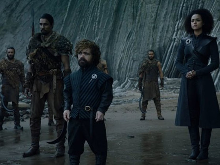 The Queen's ladies, power, hair, and clothes: Game of Thrones