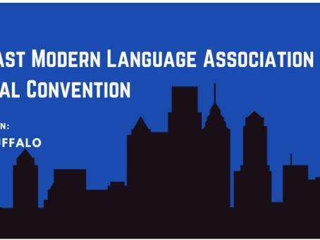 Historian survives Modern Language Association party