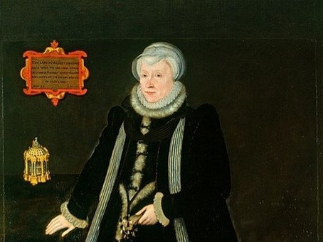 The Marvelous Mistress Margaret: Margaret Douglas, Countess of Lennox