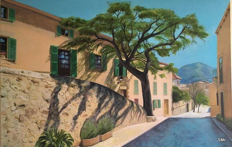Mallorcan landscape