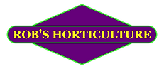 Rob's Horticulture logo