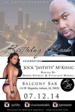 Jock Birthday July 12