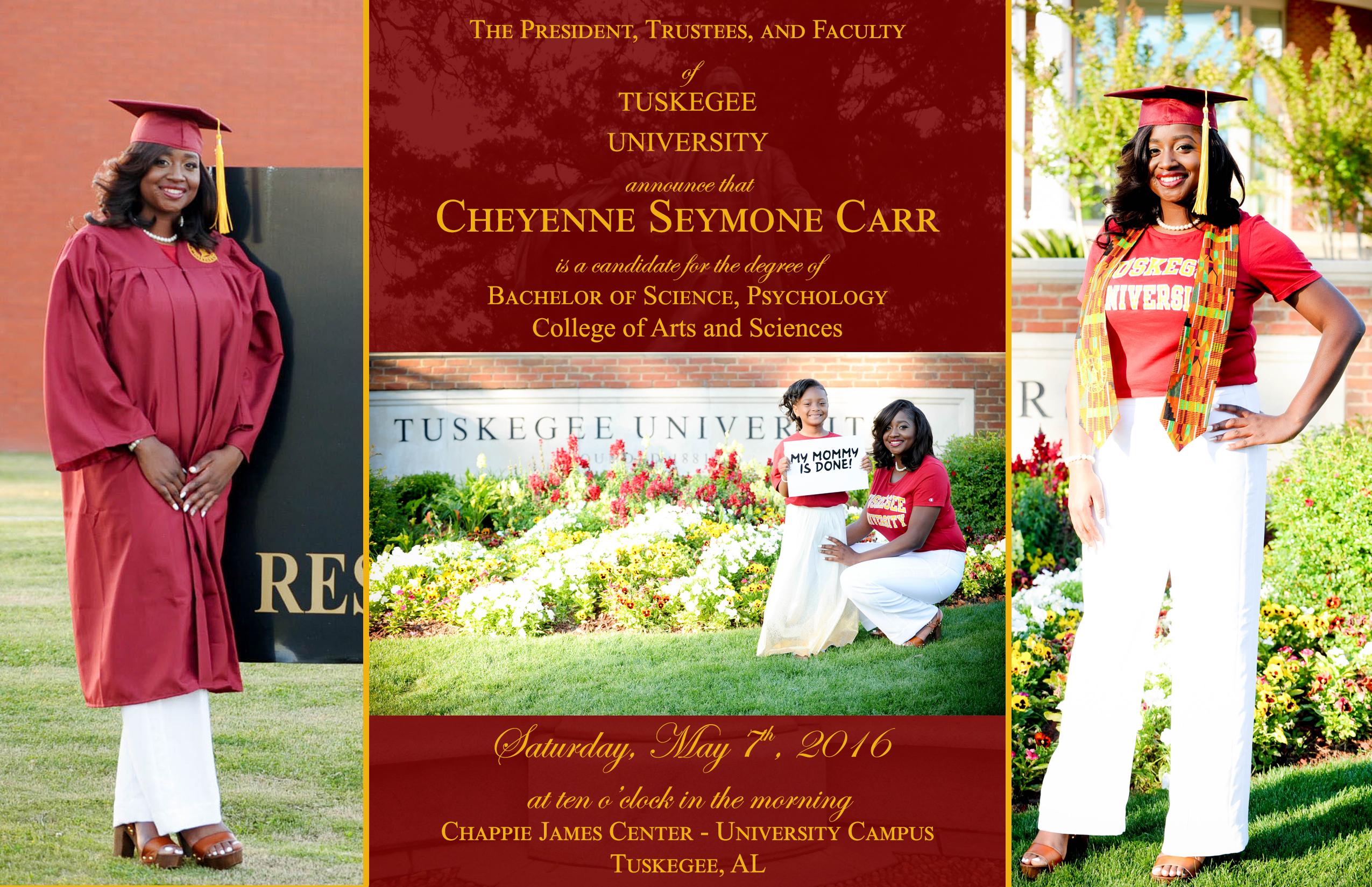Cheyenne Invitation