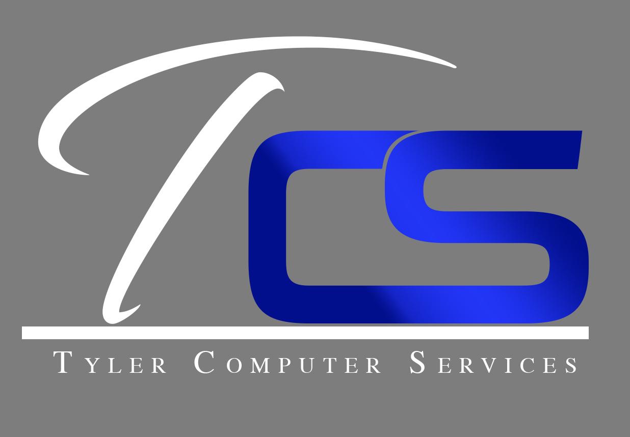TCS Logo White