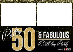 Pat's 50th
