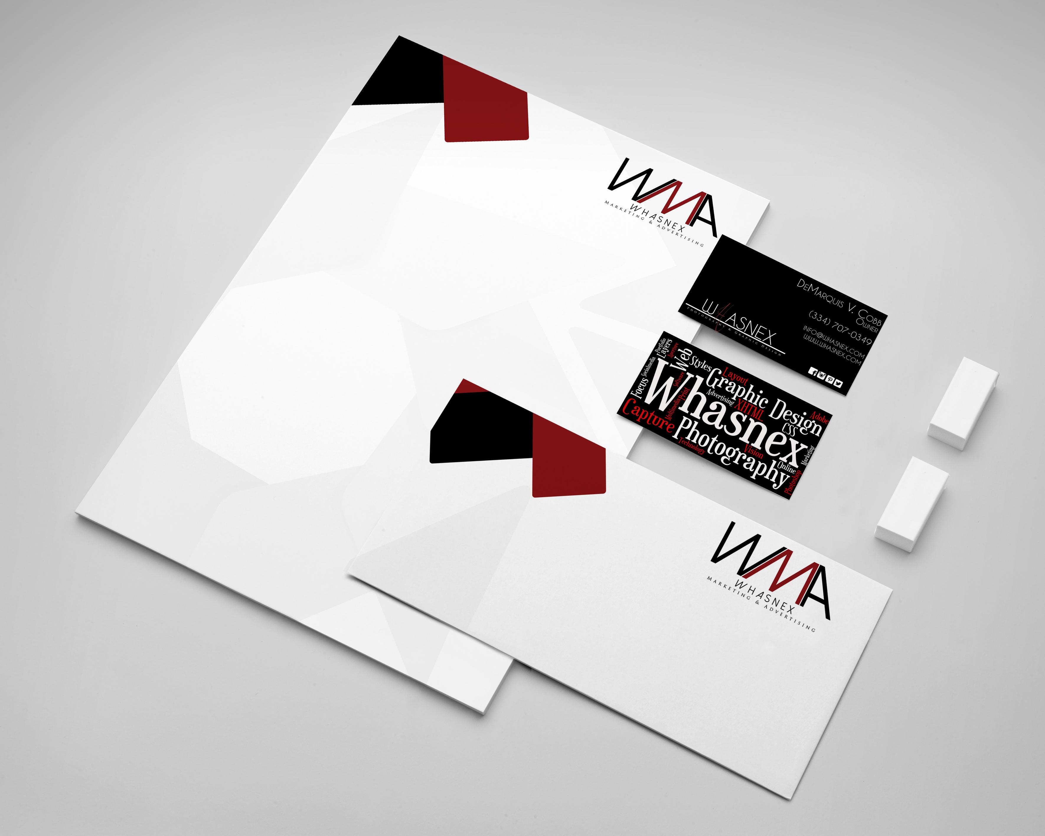 Whasnex Stationery