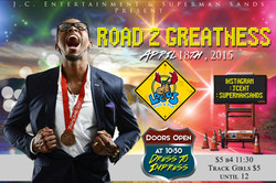 Road 2 Greatness