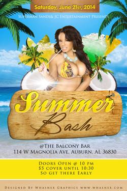 Summer Bash June 21