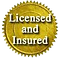lisenced and insured button capital city