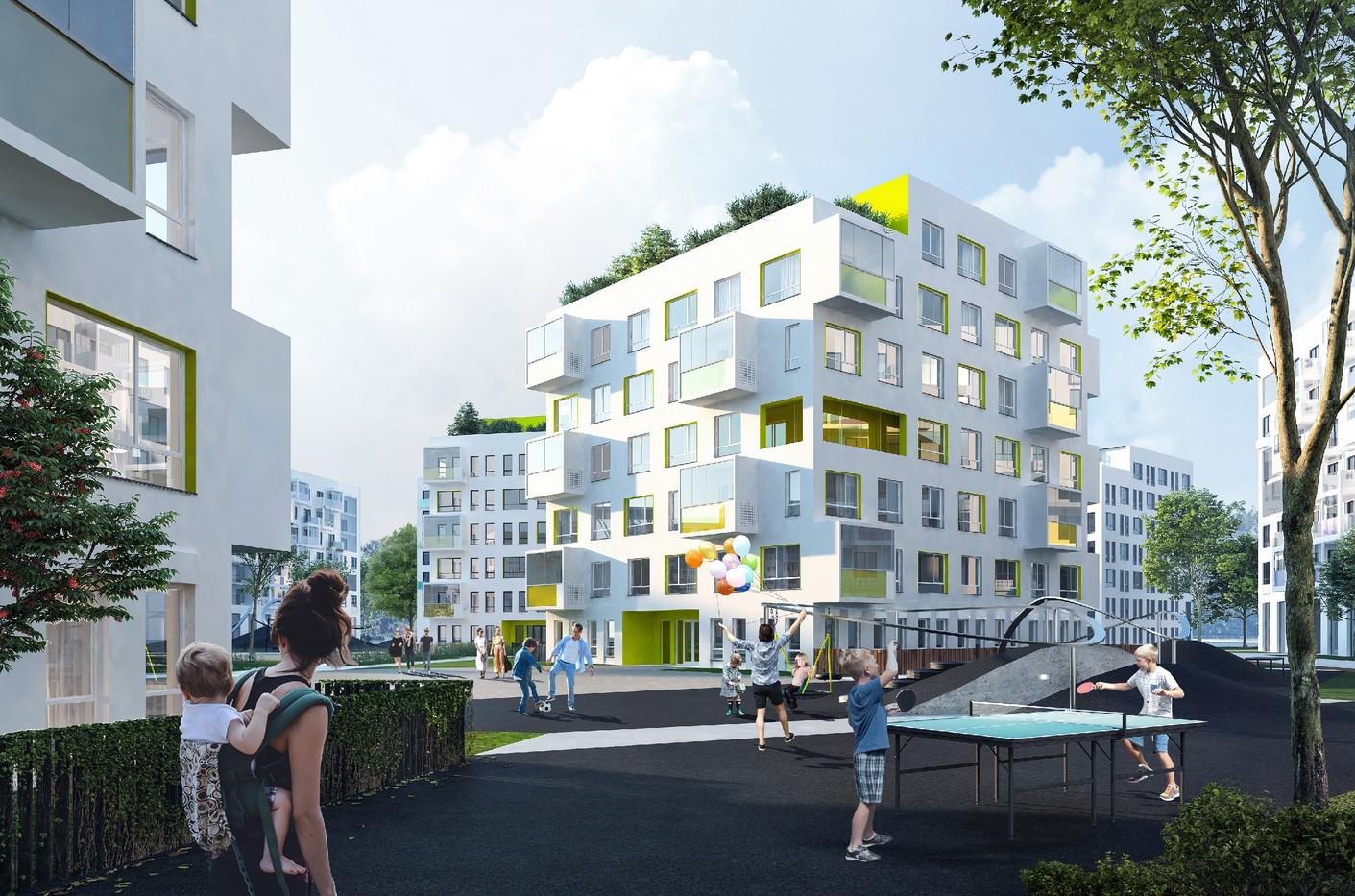 Городская вилла | son architecture