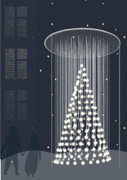Новогодняя ёлка   son architecture