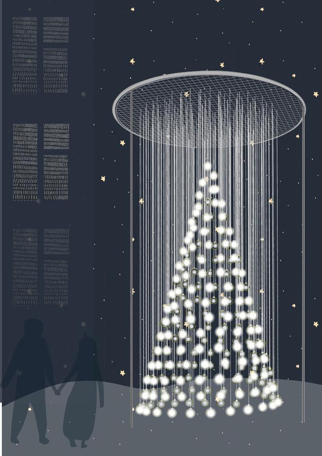 Новогодняя ёлка | son architecture