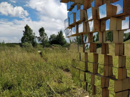 Истукан в Этномире | son architecture