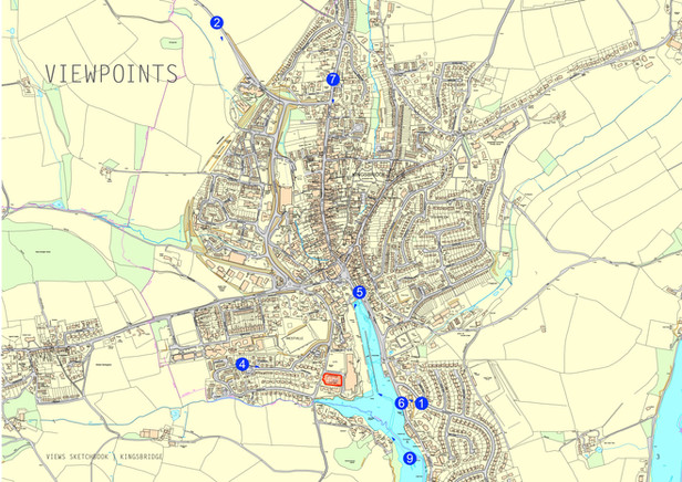 Viewpoints Map