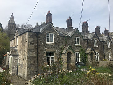 Bedford Cottages, Tavistock