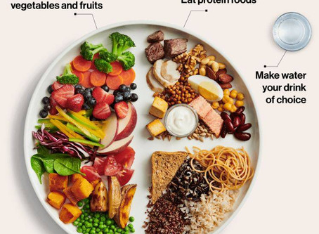 The new food guide - a reflection or driver of change?