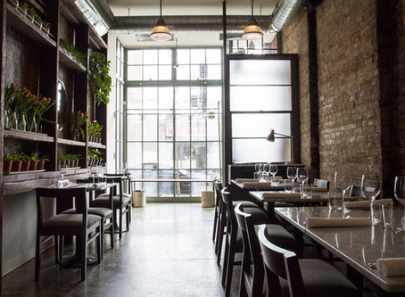 Dandylion restaurant, Toronto: A choice for everyone