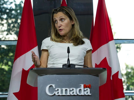 The two key issues on the table to bring Canada back in to NAFTA