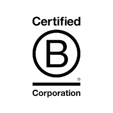 Image of certified B corporation logo.