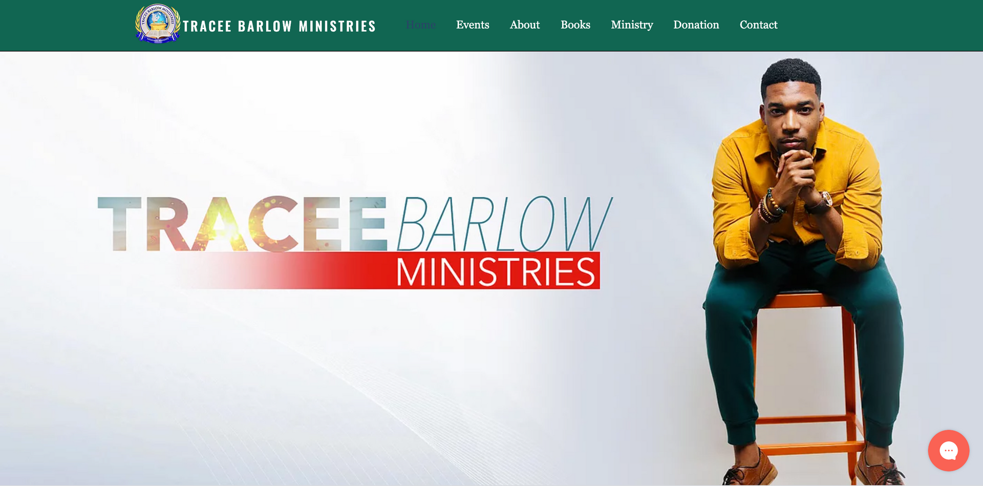TRACEE BARLOW MINISTRIES