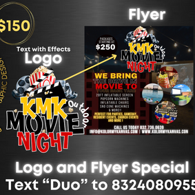 Logo Flyer Duo