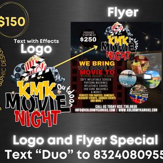 Logo Flyer Duo