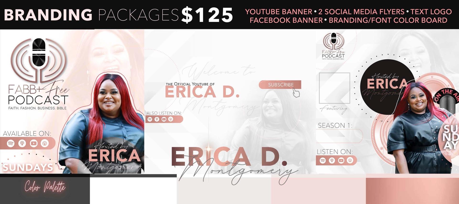 $125 Branding Package