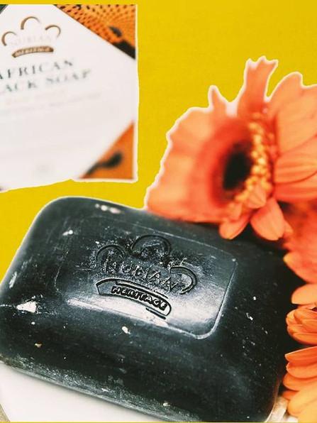 Dear Nubian Heritage - African Black Bar Soap...