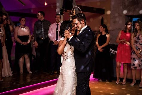 Hochzeitsfotograf Düren Eröffnungstanz