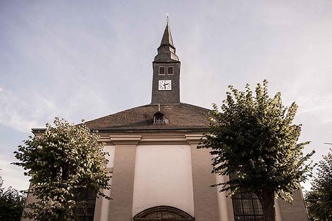 Hochzeitsfotograf Kirche Urdenbach Düsseldorf