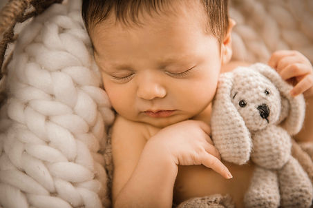 Babyfotograf Bonn Accessoires Hase