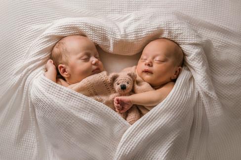 Babyfotos Köln Zwillinge