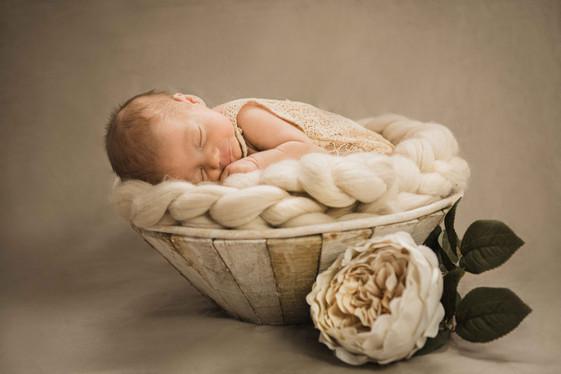 Babyfotograf Neugeborene Köln Vintage