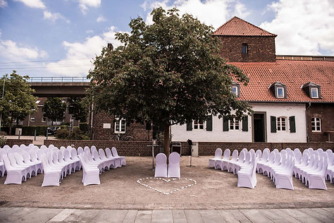 Hochzeitsfotograf Ruhrgebiet Duisburg Freie Trauung