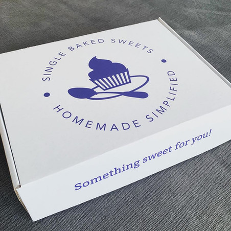 Single Baked Sweets Packaging