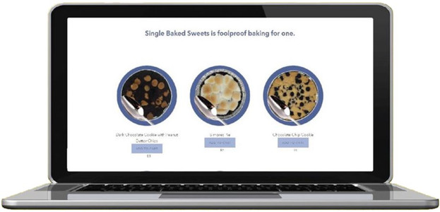 Single Baked Sweets