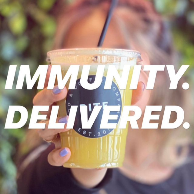 IMMUNITY. DELIVERED.