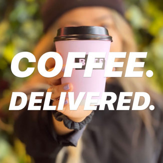 COFFEE. DELIVERED.
