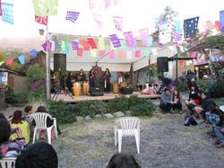 Patio la Rosa 2013