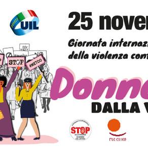 """""""Donne libere dalla violenza nel lavoro"""""""