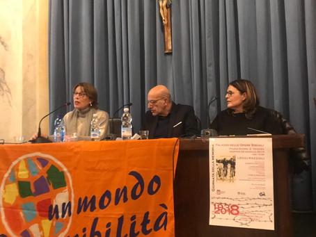 """Giornata della memoria 2019: a Vicenza l'iniziativa """"Leggi razziali"""""""