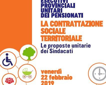 """""""La contrattazione sociale territoriale"""""""