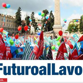 Manifestazione nazionale unitaria sabato 9 febbraio a Roma