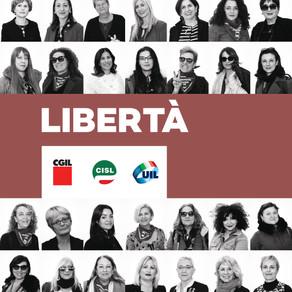 Parità di genere, Cgil Cisl e Uil firmano una campagna unitaria