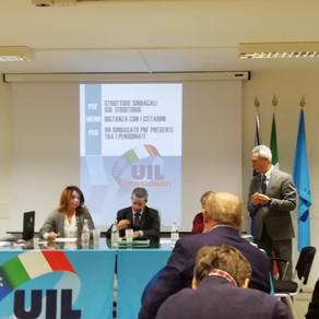 Consiglio regionale Uil Pensionati Veneto