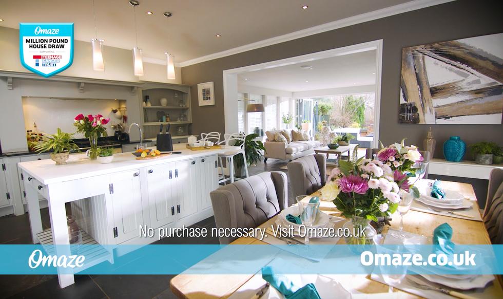 Omaze - House 1