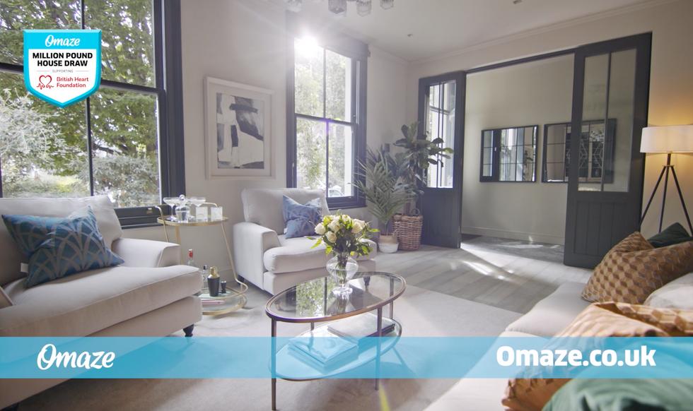 Omaze - House 3 - TV & Video Campaign