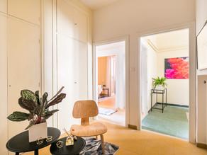 Progetto di Home Staging per appartamento