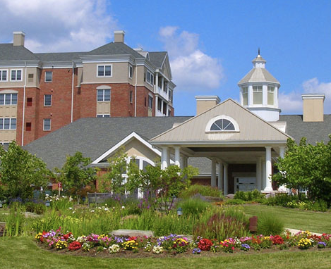 LARGE-SCALE RETIREMENT CENTERS